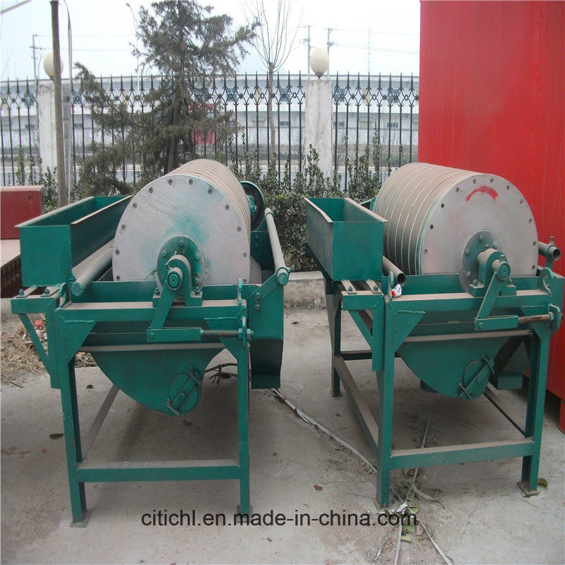 CTB Series Wet Process Permanent Drum Magnetic Separator pictures & photos