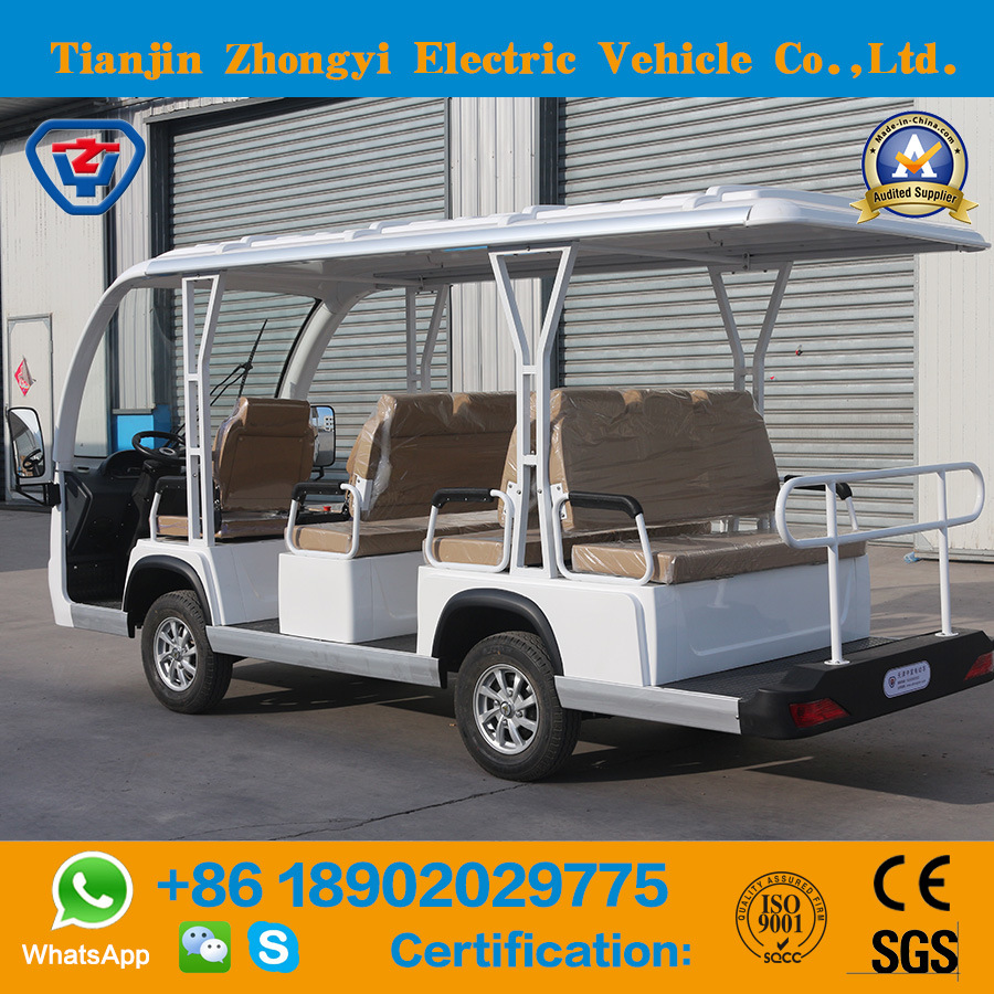 Car Factory Direct >> China Factory Direct Dales 11 Seats Electric Sightseeing Car