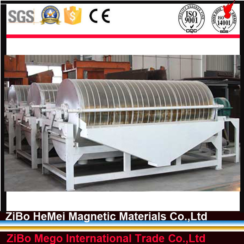 Xctn-1230 Series Recycle Magnetic Separator for Dense Medium