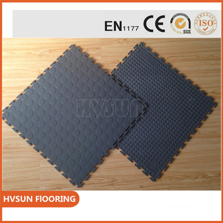 China Fitness Center Used Pvc Gym Flooring Tiles China Pvc Gym