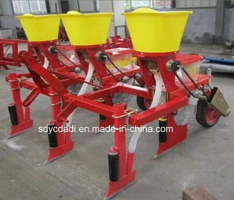 China Best Price Barbed Wire Machine 4 Row Corn Planter Sale Tube8