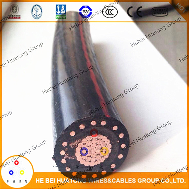 UL Certified Single Core XLPE Insulated Al/Cu Conductor Copper Wire ...