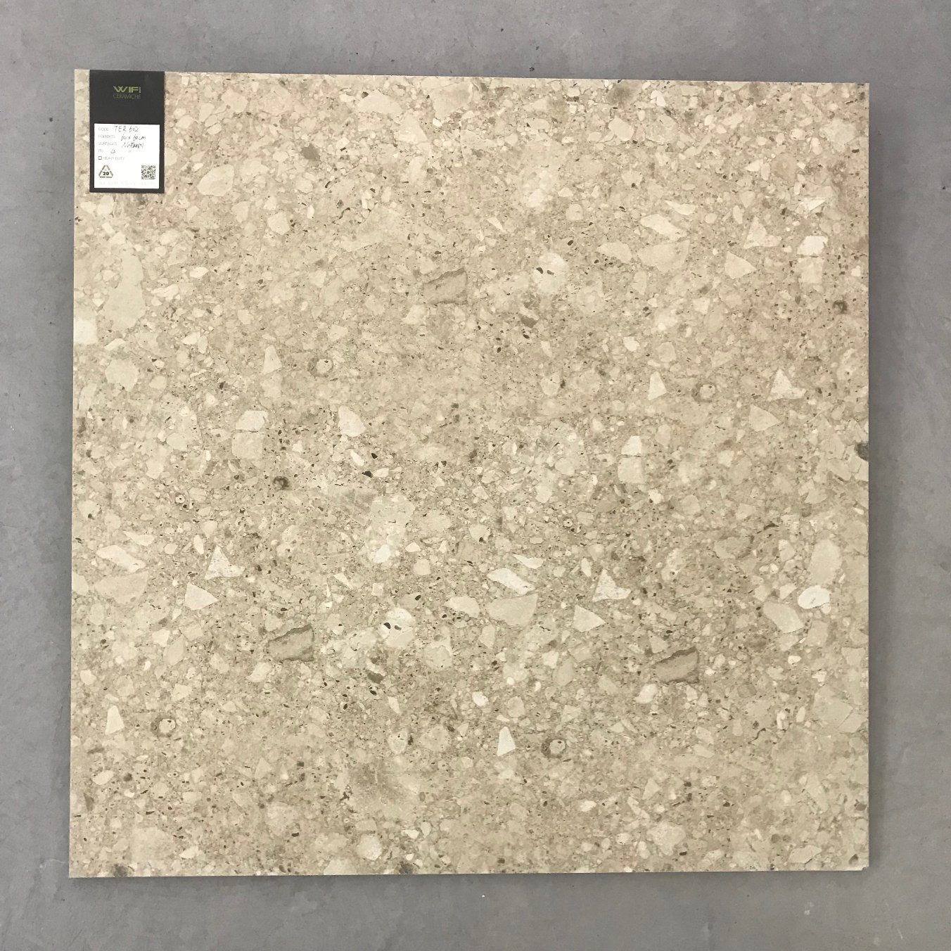 Hot Item Building Materials Natural Lappato Terrazzo Floor And Wall Tile Ter602