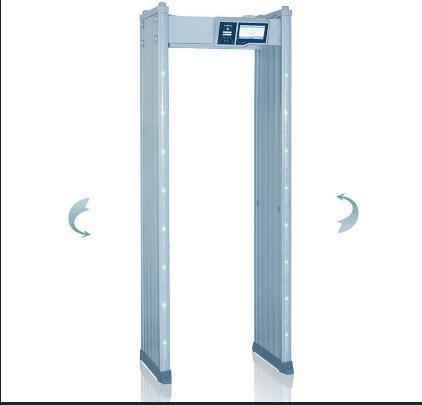 China High Security Standard Airport Security Door Frame Metal ...