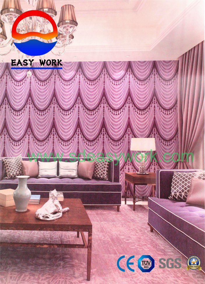 China New Design 3D Effect Wallpaper for Decoration - China ...