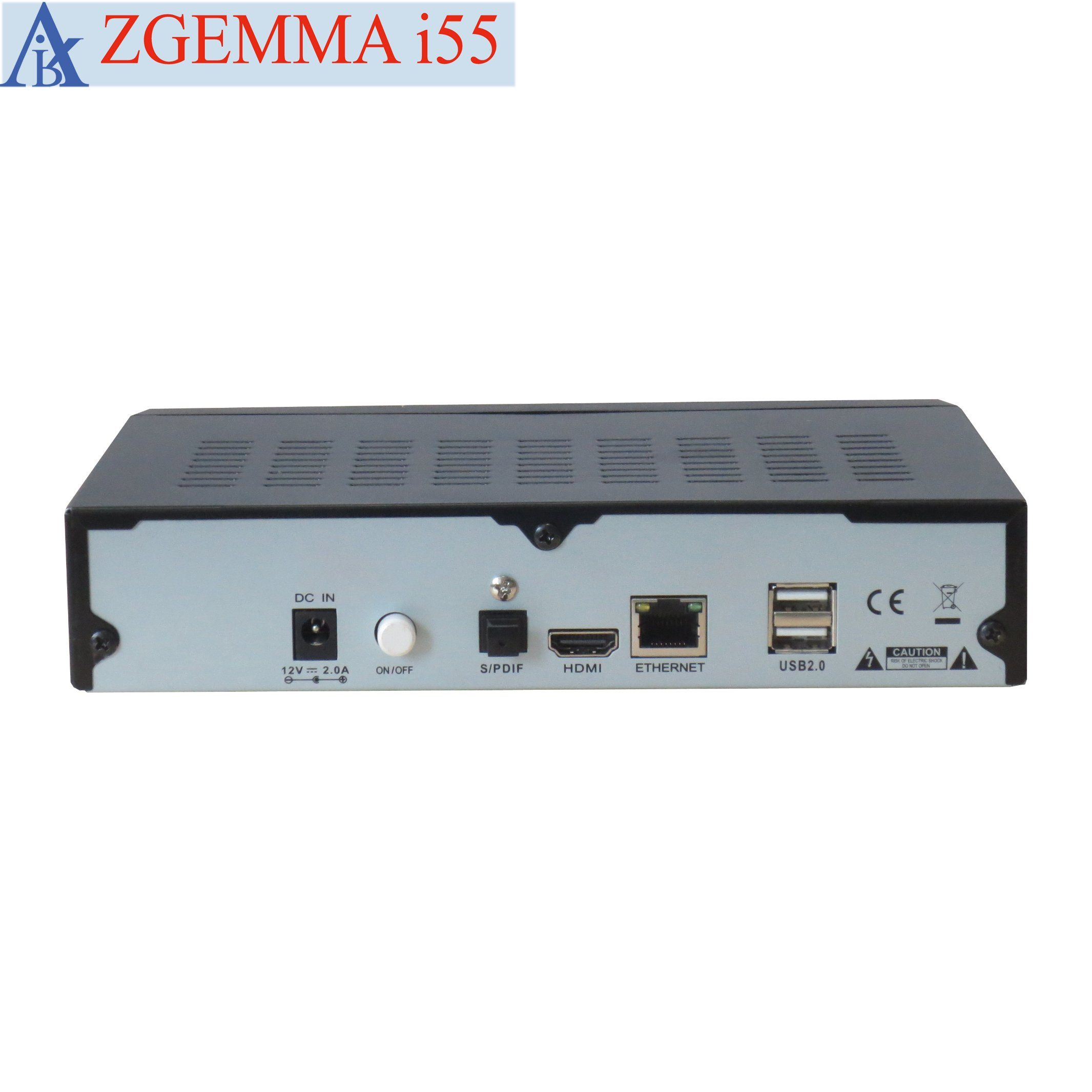 China Internet TV Box Linux IPTV Zgemma I55 Photos & Pictures - Made ...