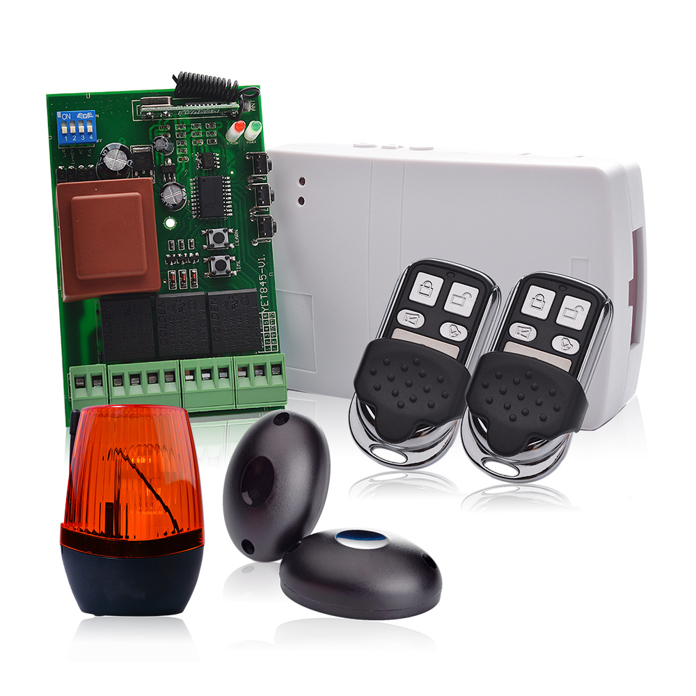 China Wireless Rf Remote Control Receiver For Home Security System