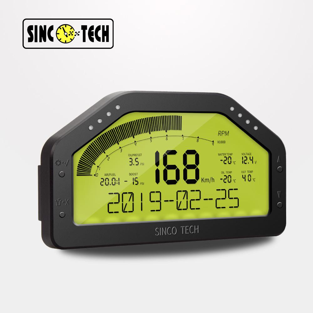China Do908 Sinco Tech Dash Race Display Sensor Kit