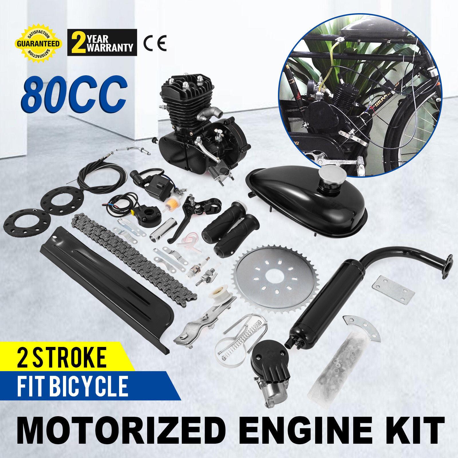Petrol Fuel Tank for Motorised Push Bike Motorized Bicycle Engine Kit Part 3L