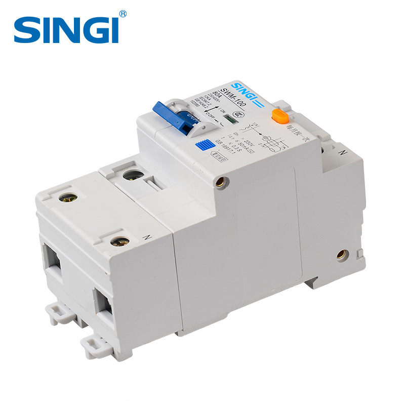 Electric Cable One Pole Main Switch 1 80A Switchboard Electrical Wholesale Price