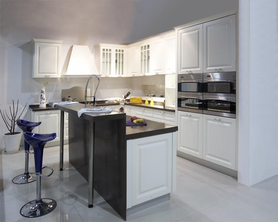 China High Gloss Laminate Kitchen Cabinet - China Kitchen ...