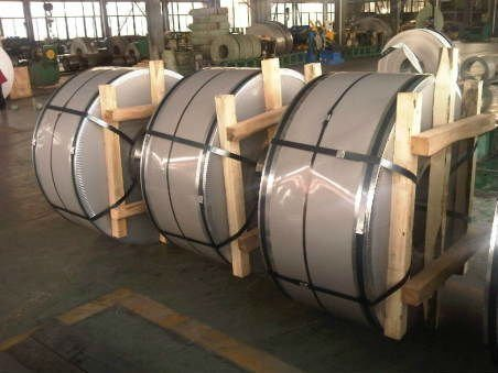 Hot Rolled Stainless Steel Coil pictures & photos