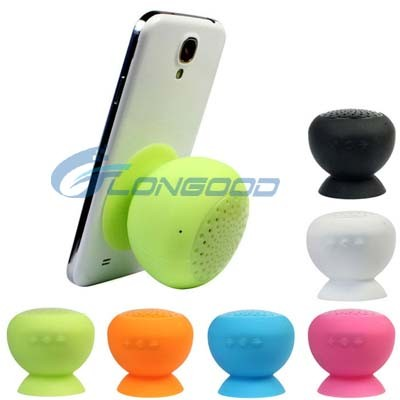 China Mini Stereo Loudest Mobile Portable Small Wireless Suction Cup Bluetooth Speaker China Portable Bluetooth Speakers And Wireless Speakers Price