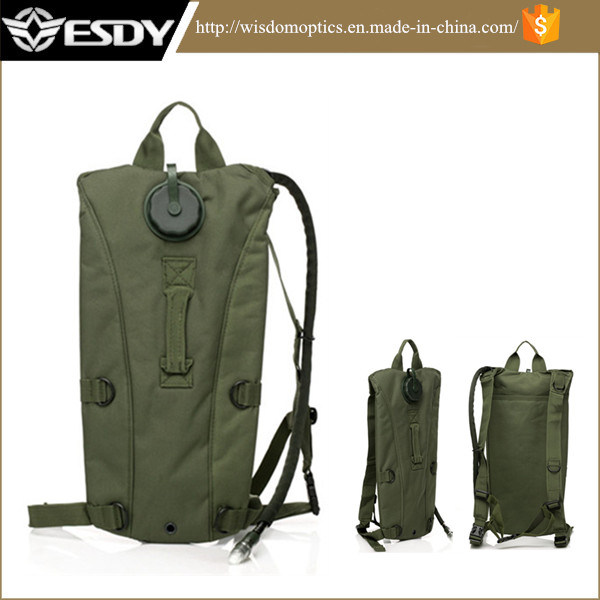 Tactical Combat Military Water Bag Hiking Camping Assault Hydration Pack