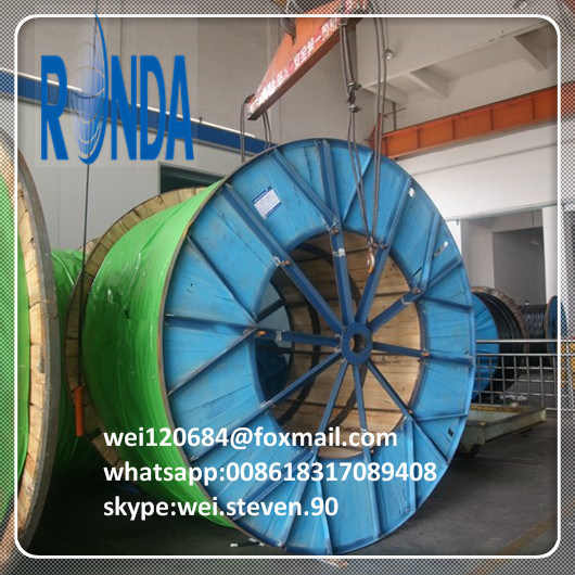 6KV 10KV SWA Steel Wire Armored XLPE Insulated Power Cable pictures & photos