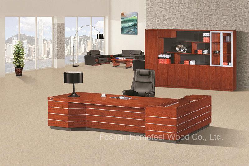 Modern Office Furniture Executive Office Desk Big Boss Office Table  (HF LW0100)