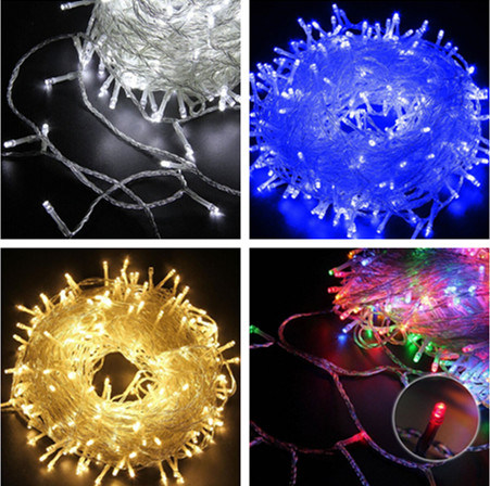 china wholesale christmas led copper waterproof string light for party decoration china christmas string light led string light