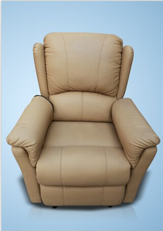Comfortable Reclining Single Seat Chair Sofa Bed Multipurpose Recliner Chair (A0502-A) pictures & photos