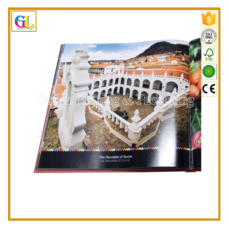High Quality Hardcover Catalogue Magazine Book Printing