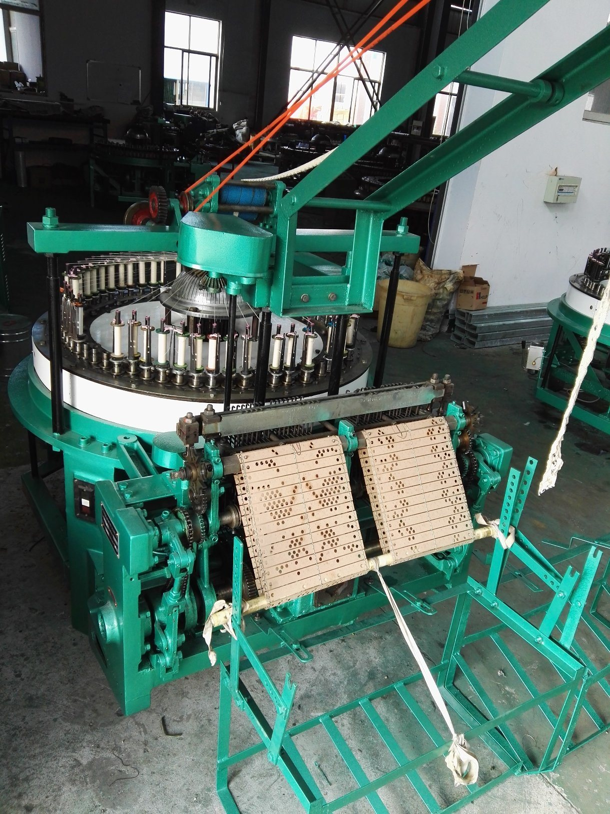 Lace Braiding Machine (mechanical)