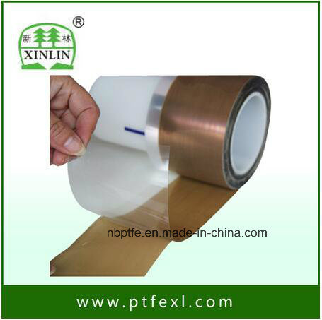High Temperature PTFE Adhesiv Tape with Non Sticky