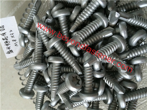 [Hot Item] M8 Self Drilling Screw Torx Screw M8*32 Self Drilling Screw  Ruspert Screw