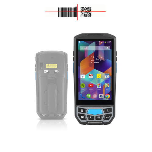 Android Mobile Barcode Scanner Rugged
