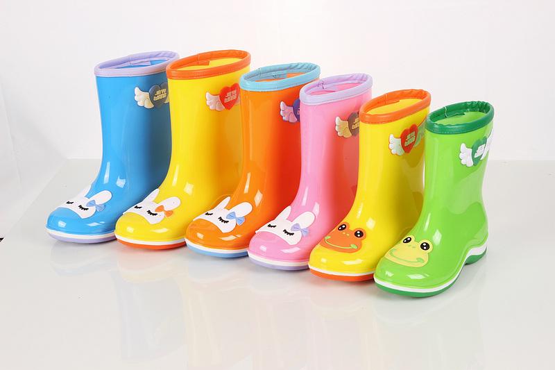 Fashion PVC Rain Boot, Popular