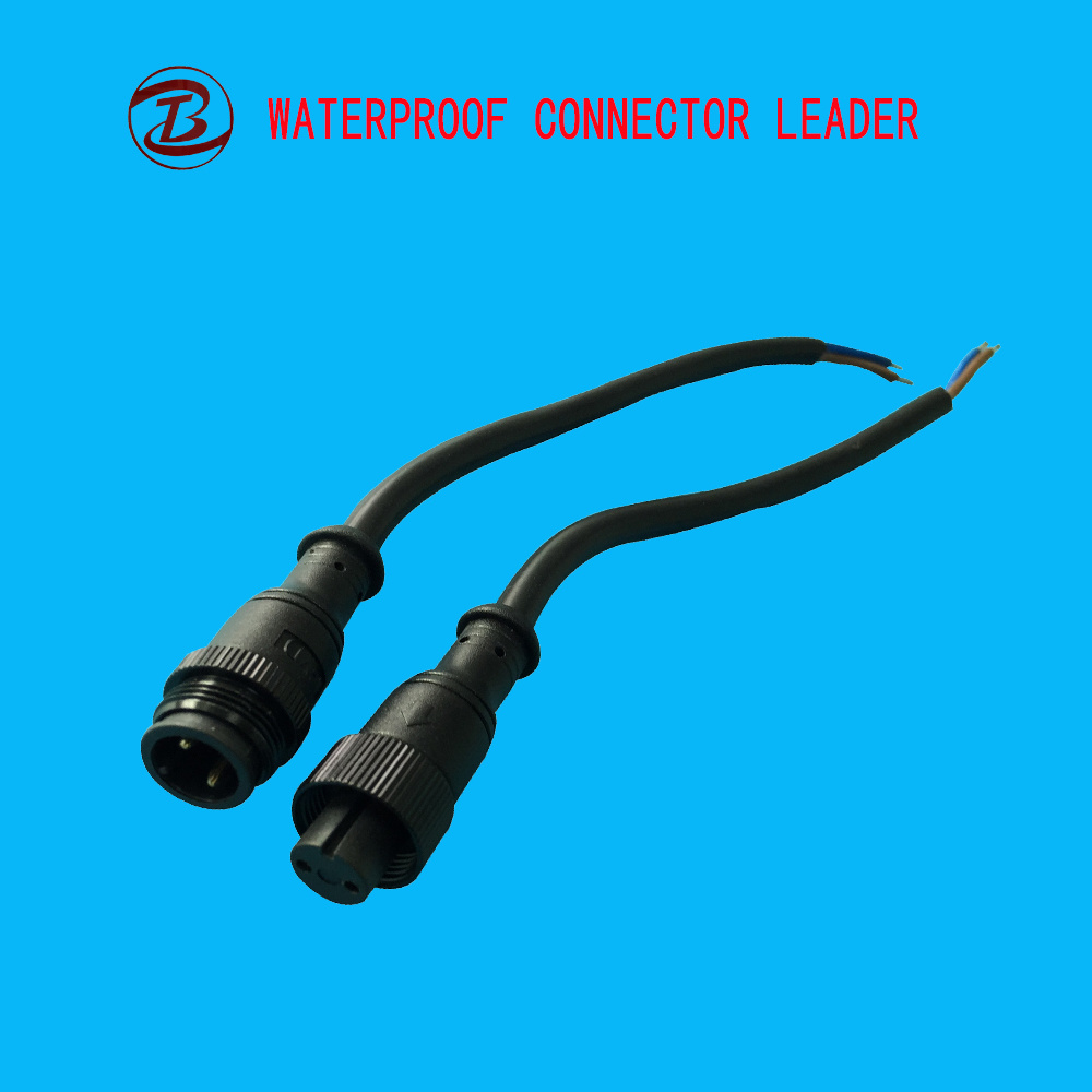 China Ce RoHS 2 to 12 Pin Male Female Wire Connector - China ...