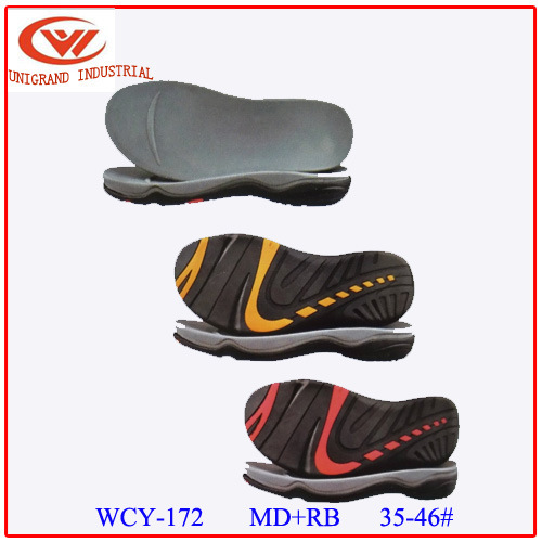 Various Fashion Styles Sandals Shoes Outsole