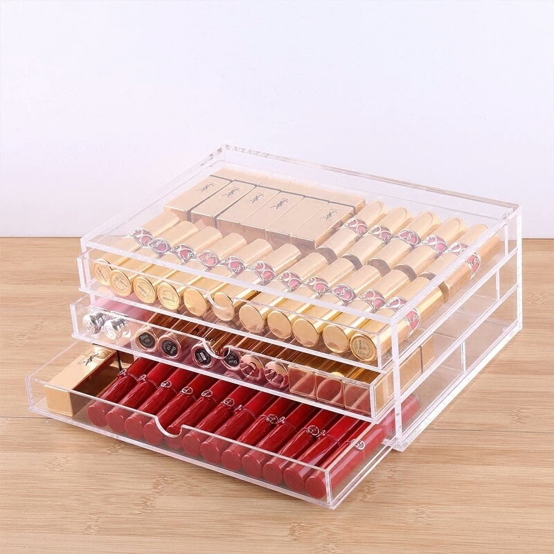 China Manufacture Acrylic Drawer Makeup