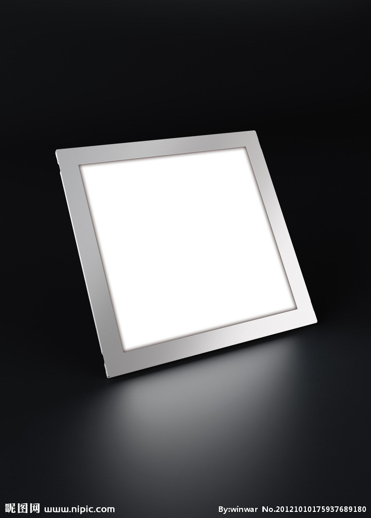 3 Years Warranty 9W SMD LED Panel Light