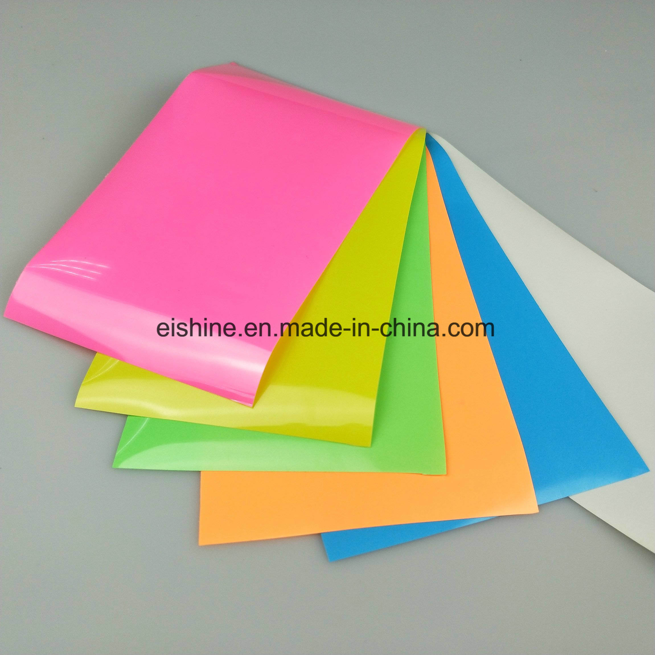 China E Shine Blue Color 50cm 25m Glow In The Dark Vinyl Tape Heat