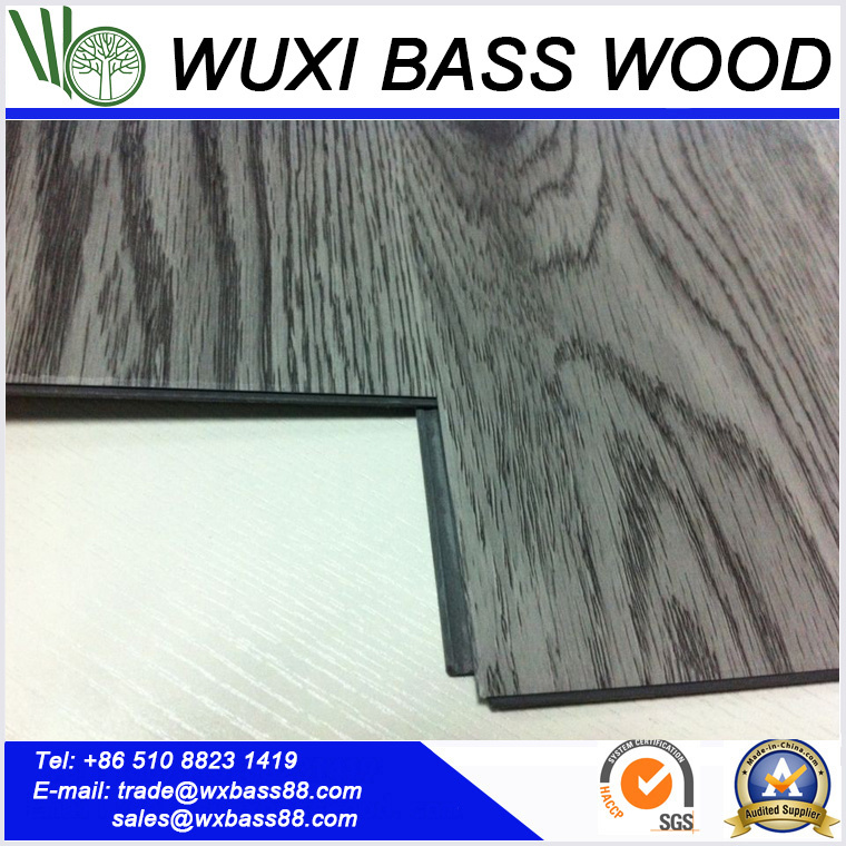 China Glue Free Install Wpc Vinyl Flooring For Indoor Use Pvc Tile
