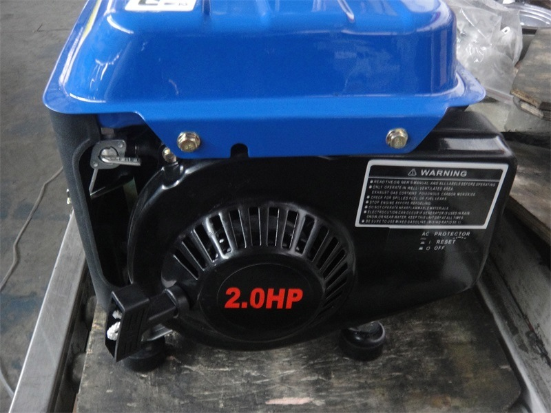 650W High Quality Silent 2 Stroke 950 Gasoline Generator pictures & photos
