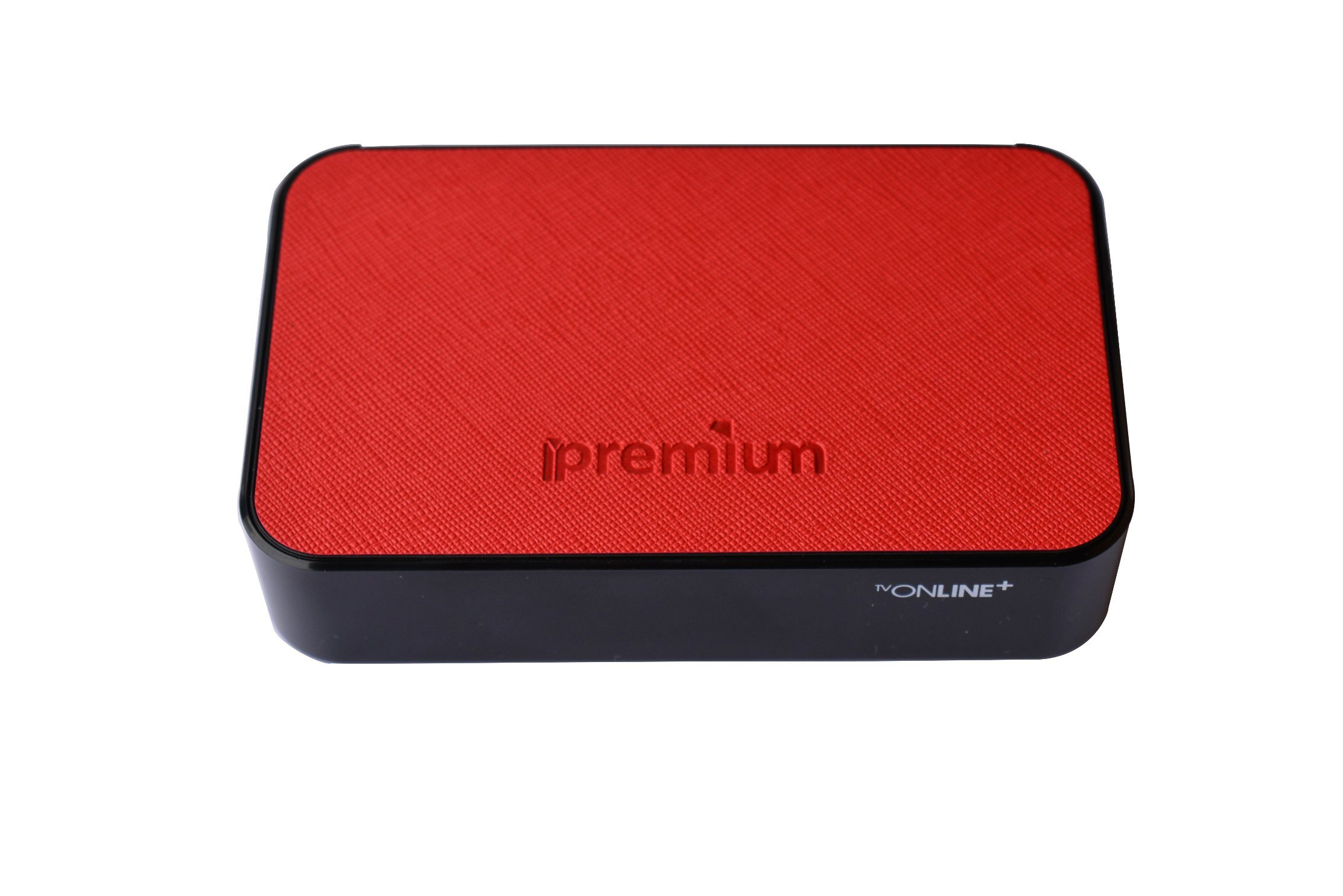 China Ipremium Tvonline+ with Leather Cover Mickyhop System and