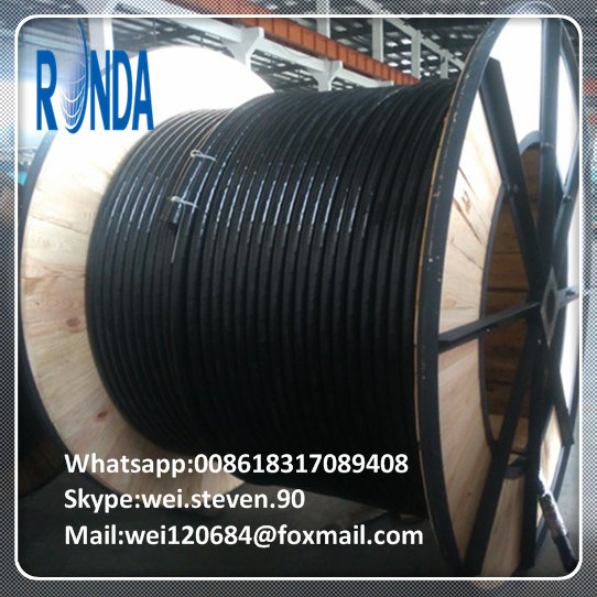 6.35KV 11KV Underground Steel Wire Armored Electric Cable pictures & photos