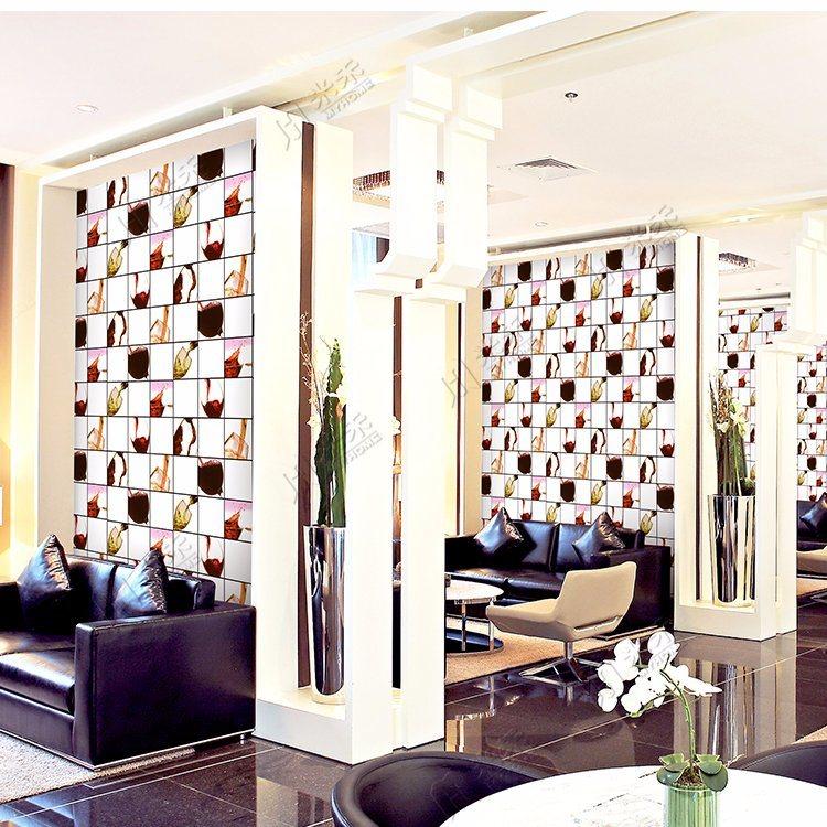 Ordinaire China KTV / Bar Interior Wall Decorative Elegant PVC 3D Wallpaper   China  Wallpaper, 3D Wallpaper