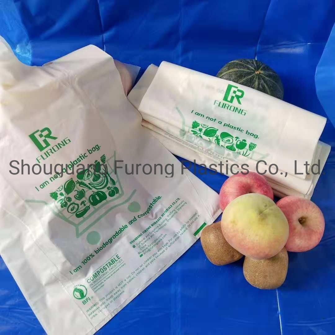 [Hot Item] Customized Biodegradable Plastic Bags