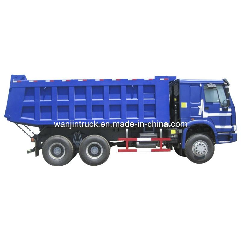 End Dump Truck >> Hot Item Howo 6x4 Scow End Dump Truck