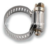 "Stainless Steel Hose Clamp 9/16""-1 1/16"" / Fuel Hose Clamps"