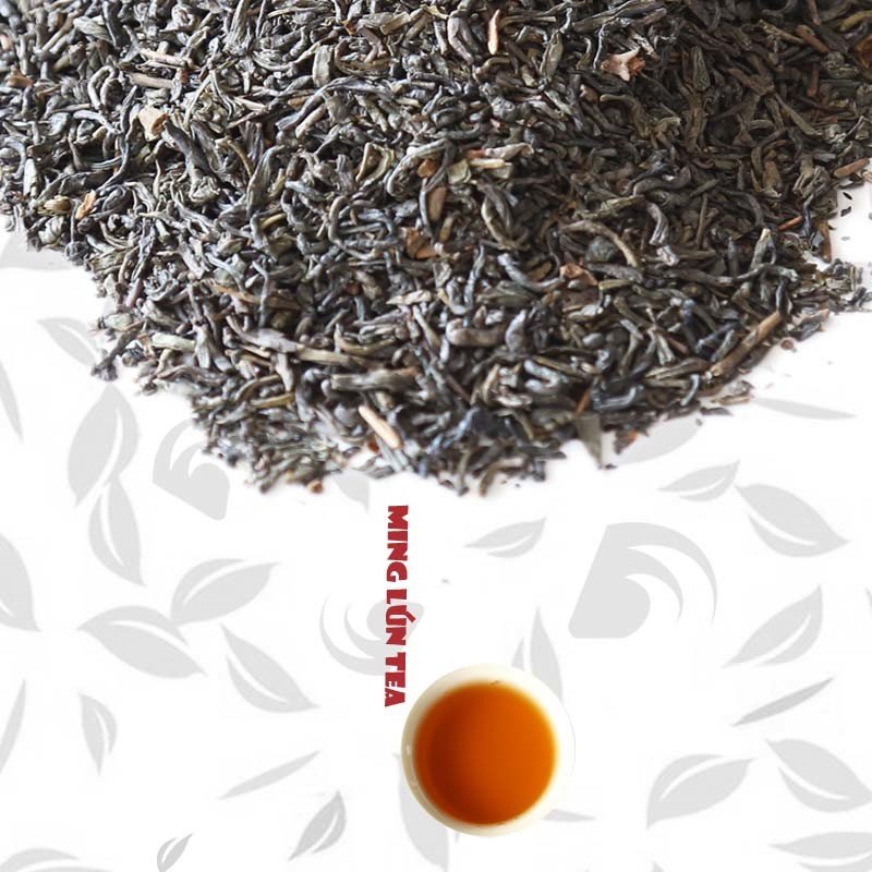 [Hot Item] Chinese Good Sale Clove Tea Africa Market Green Tea 41022