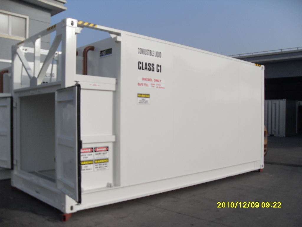Container Fuel Tank (LSB30)