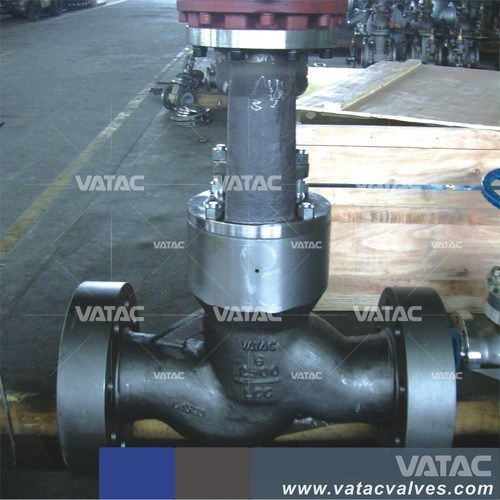 Product manufacture pig-iron pressure pipes and connecting parts to them
