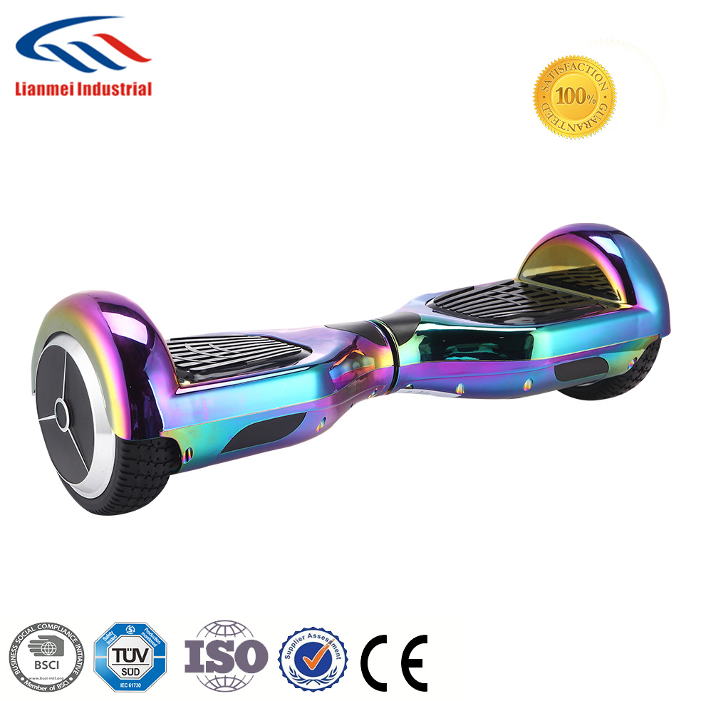 China Samsung Battery Bluetooth Hoverboard With Ce China 6 5 Tubeless Tyre Hoverboard And Brushless Motor Hoverboard Price