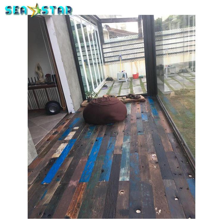 China Whole Reclaimed Wood Panel