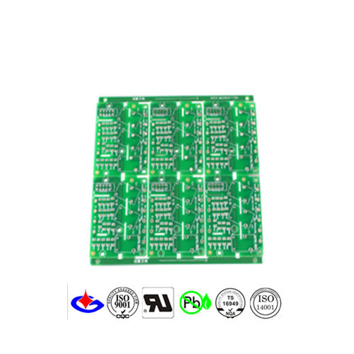 4 Layer LCD Controller PCB Board with Good Price
