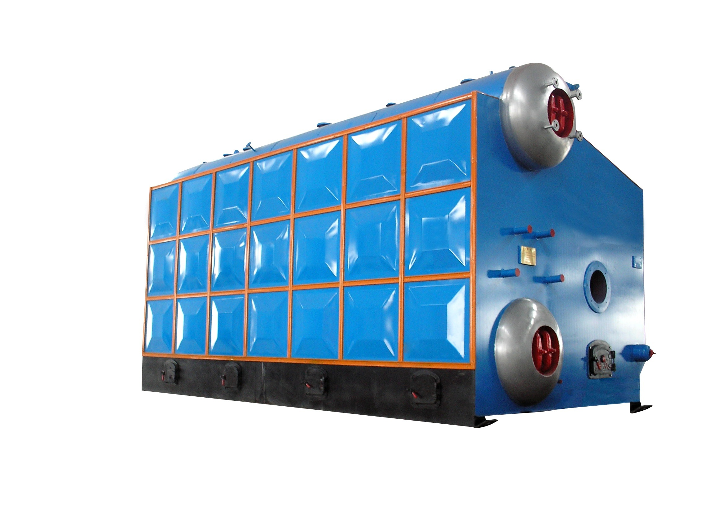 China Reliablbe Operation Coal Water Slurry Steam Generator - China ...
