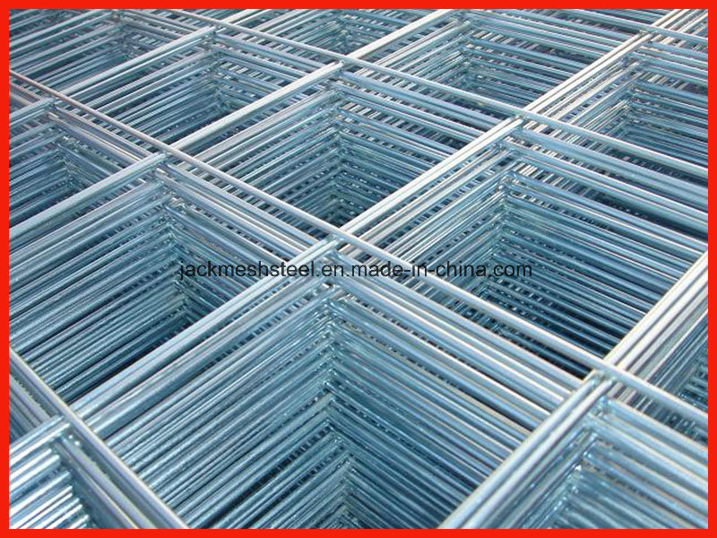 China Concrete Reinforcing Wire Mesh Panel Deformed Steel Bar ...
