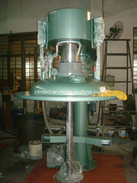 High Degree Vacuum De-Aeration High Speed Dispersion Mixer for Low Viscosity Paint, Coating, Chemcial